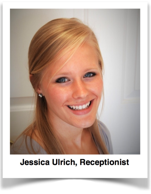Jessica Ulrich, Blaser Physical Therapy, Warrenton VA