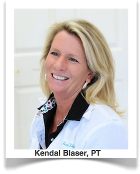 Kendal Blaser, Blaser Physical Therapy