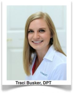 Traci Busker, Blaser Physical Therapist