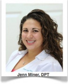 Jenn Miner, Blaser Physical Therapy