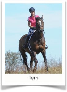Terri, Blaser Physical Therapy Client