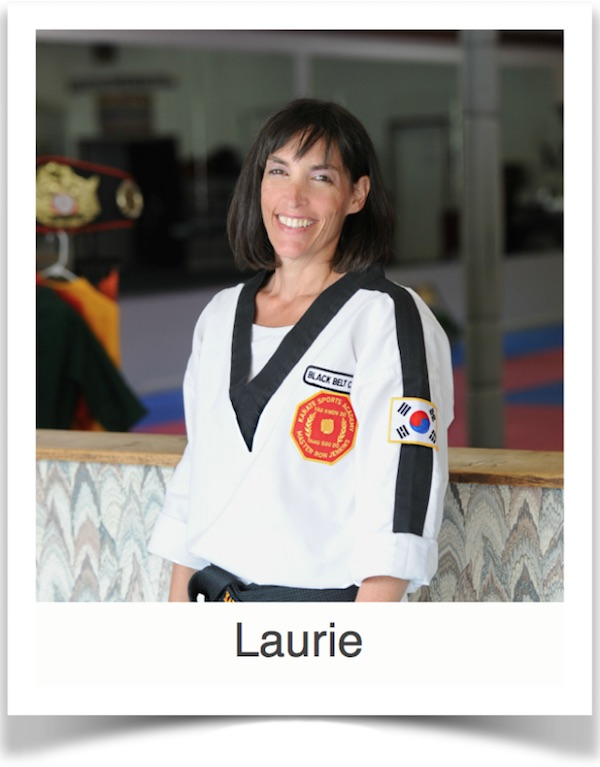 Laurie, Blaser Physical Therapy Patient