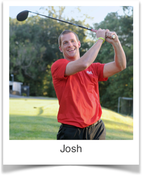 Josh, Blaser Physical Therapy Client