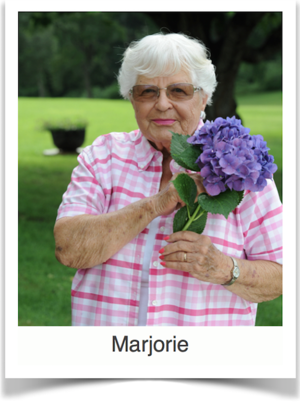 Marjorie, Blaser Physical Therapy Client