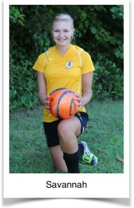 Savannah, Blaser Physical Therapy Client