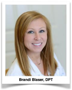 Dr. Brandi Blaser, DPT